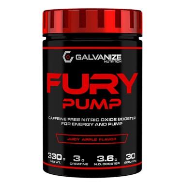 GALVANIZE NUTRITION FURY PUMP 330 gr in vendita su Nutribay.it