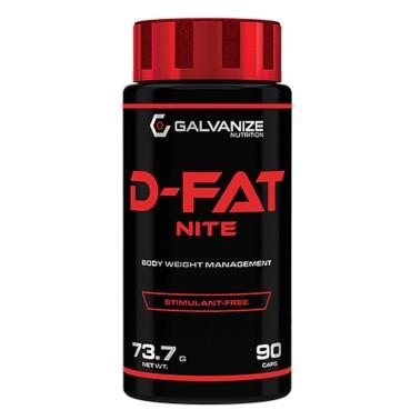 GALVANIZE NUTRITION D-FAT NITE 90 caps in vendita su Nutribay.it