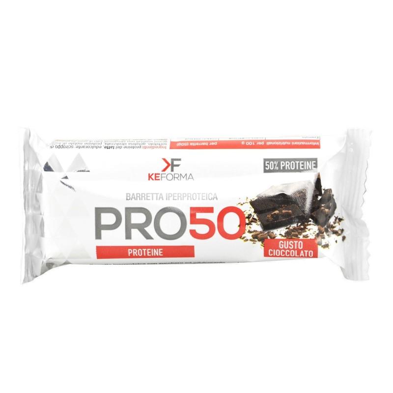 KEFORMA Pro 50 Bar 1 barretta da 50 grammi in vendita su Nutribay.it