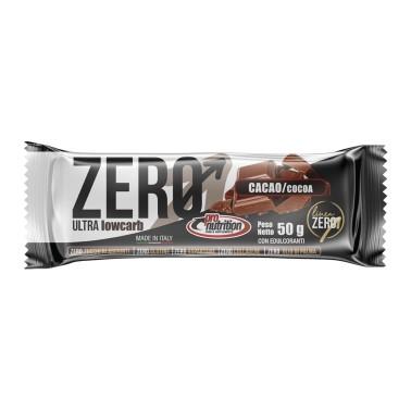PRONUTRITION Zero BAR barretta Proteica 50 gr in vendita su Nutribay.it
