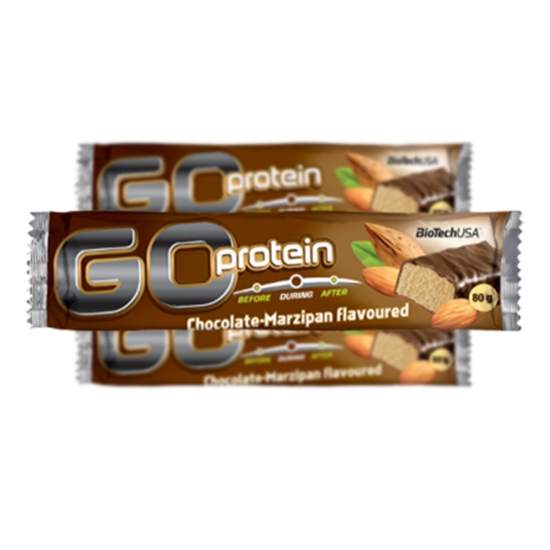 BIOTECH USA GO PROTEIN 1 barretta da 40 G in vendita su Nutribay.it