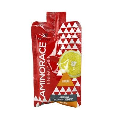 KEFORMA AminoRace Energy Gel 1 gel da 60 ml in vendita su Nutribay.it
