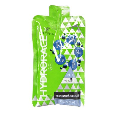 KEFORMA HydroRace Gel 1 gel da 50 ml in vendita su Nutribay.it