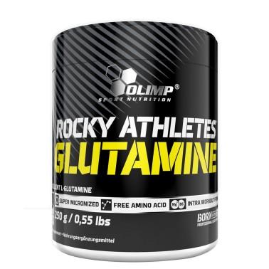 OLIMP Rocky Athletes Glutamine 250 gr in vendita su Nutribay.it