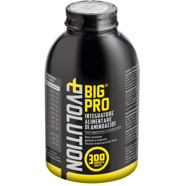 BIG ONE Evolution BIG PRO 300 cpr in vendita su Nutribay.it