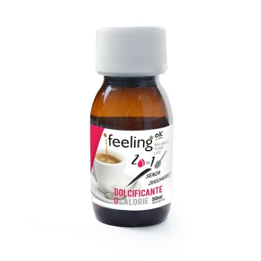 Feeling OK -Sweety 50 ml in vendita su Nutribay.it