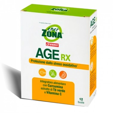ENERZONA Age RX 12 buste in vendita su Nutribay.it