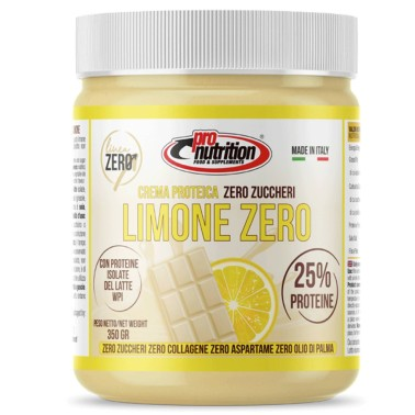 PRONUTRITION LIMONE ZERO 350 gr  in vendita su Nutribay.it