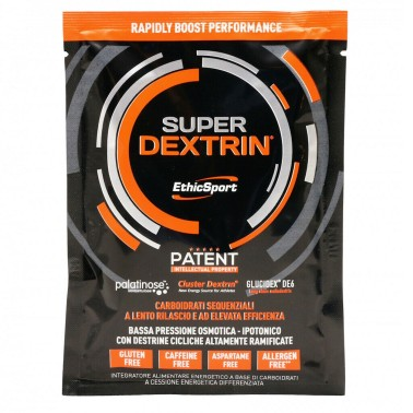 ETHIC SPORT SUPER DEXTRIN 50 GR BUSTA MONODOSE in vendita su Nutribay.it