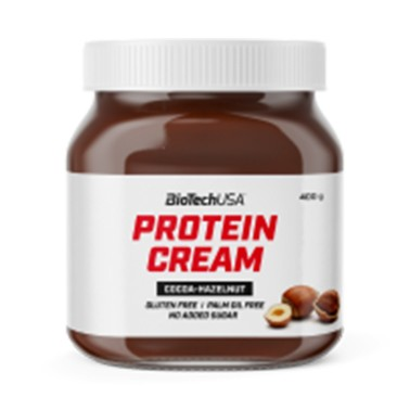 BIOTECH USA PROTEIN CREAM 400 gr in vendita su Nutribay.it