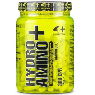 4+ NUTRITION Hydro Amino+ - 300 cpr in vendita su Nutribay.it
