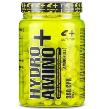 4+ NUTRITION Hydro Amino+ - 300 cpr in vendita su Nutribay.it