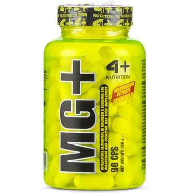 4+ NUTRITION MG+ 90 cpr Magnesio con Coenzima Q10 in vendita su Nutribay.it