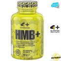 4+ Nutrition Hmb+ 100 cpr Integratore di Hmb in compresse da 1 grammo in vendita su Nutribay.it