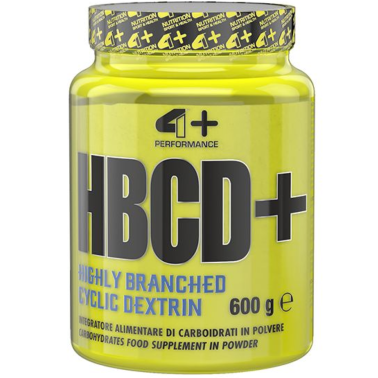 4+ Nutrition Hbcd+ 600 gr 100% Ciclodestrine ( Cluster Dextrin® ) in vendita su Nutribay.it