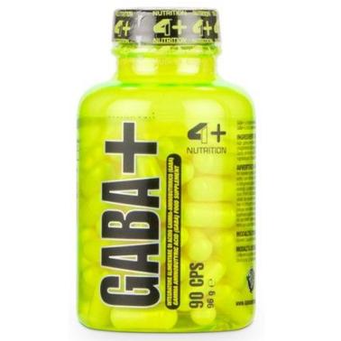 4+ Nutrition Gaba+ 90 cpr. Acido gamma-aminobutirrico Tonico in vendita su Nutribay.it