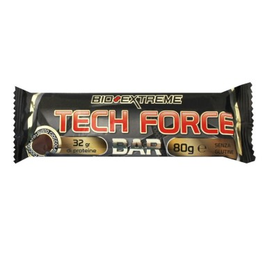 BIO-EXTREME TECH FORCE BAR 80 GR in vendita su Nutribay.it