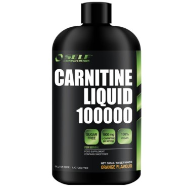 Self Omninutrition Carnitine Liquid 500 ml Carnitina Liquida in vendita su Nutribay.it