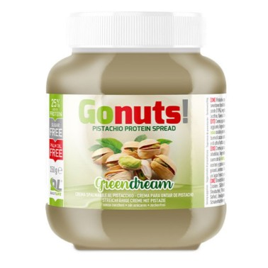 Anderson DL GONuts 350 gr Pistacchio in vendita su Nutribay.it