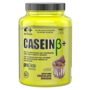 4+ Nutrition CASEIN b+ 750 gr in vendita su Nutribay.it