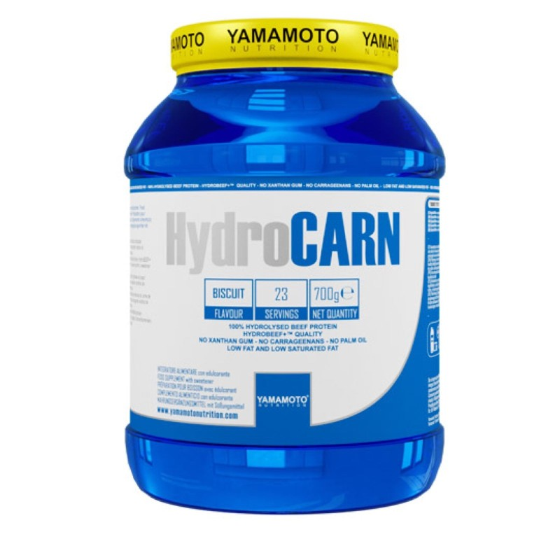 YAMAMOTO NUTRITION HydroCARN 700 gr in vendita su Nutribay.it