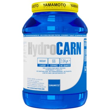 YAMAMOTO NUTRITION HydroCARN 2000 gr in vendita su Nutribay.it