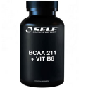 Self Omninutrition Bcaa + Vitamina B6 100 cpr Aminoacidi Ramiificati Gluten Free in vendita su Nutribay.it