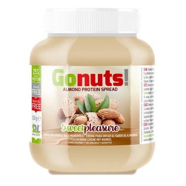 DAILY LIFE GONUTS Almond 350 gr in vendita su Nutribay.it