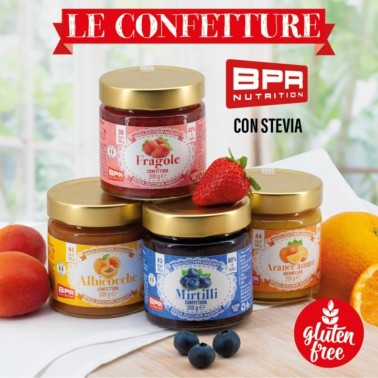 BPR NUTRITION Confettura 200 gr in vendita su Nutribay.it