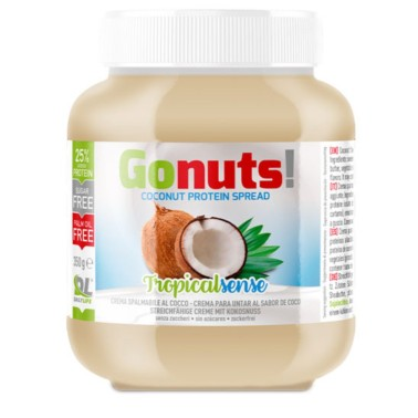 DAILY LIFE GONUTS TropicalSense al Cocco 350 gr in vendita su Nutribay.it