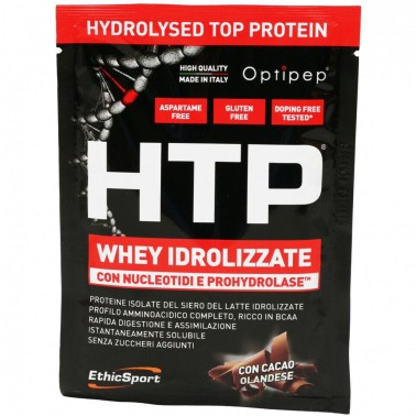 ETHIC SPORT HTP - Hydrolysed Top Protein 30 gr in vendita su Nutribay.it