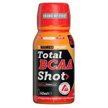 NAMED SPORT TOTAL BCAA SHOT 60 ml in vendita su Nutribay.it