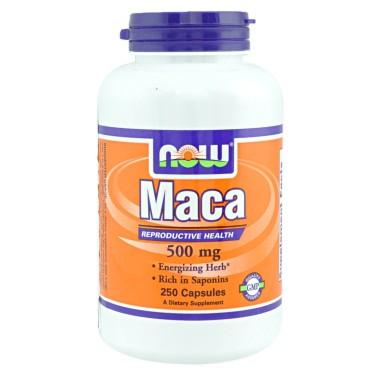 NOW FOODS MACA 250 caps in vendita su Nutribay.it