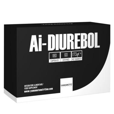 Ai-DIUREBOL di YAMAMOTO NUTRITION 180 caps - 60 dosi in vendita su Nutribay.it