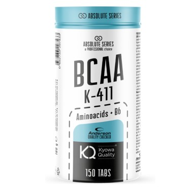 ANDERSON ABSOLUTE SERIES BCAA 4:1:1 KYOWA 150 cpr in vendita su Nutribay.it