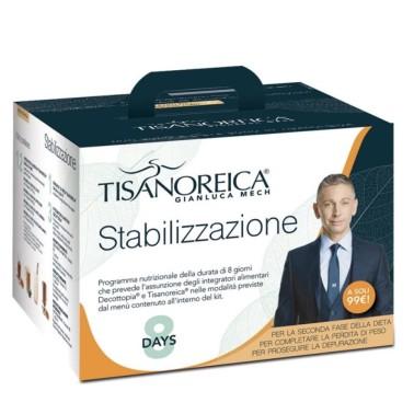 Tisanoreica KIT STABILIZZAZIONE Programma 8 giorni Gianluca Mech in vendita su Nutribay.it