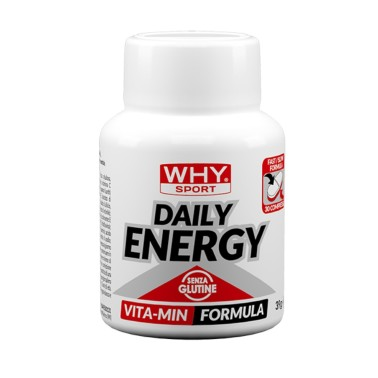 WHY SPORT DAILY ENERGY 30 cpr in vendita su Nutribay.it