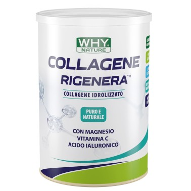 WHY NATURE COLLAGENE RIGENERA ™ 330 gr in vendita su Nutribay.it