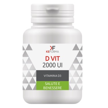 KEFORMA D VIT 2000 UI 120 cpr in vendita su Nutribay.it