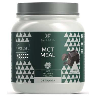 KEFORMA MCT MEAL 480 gr in vendita su Nutribay.it