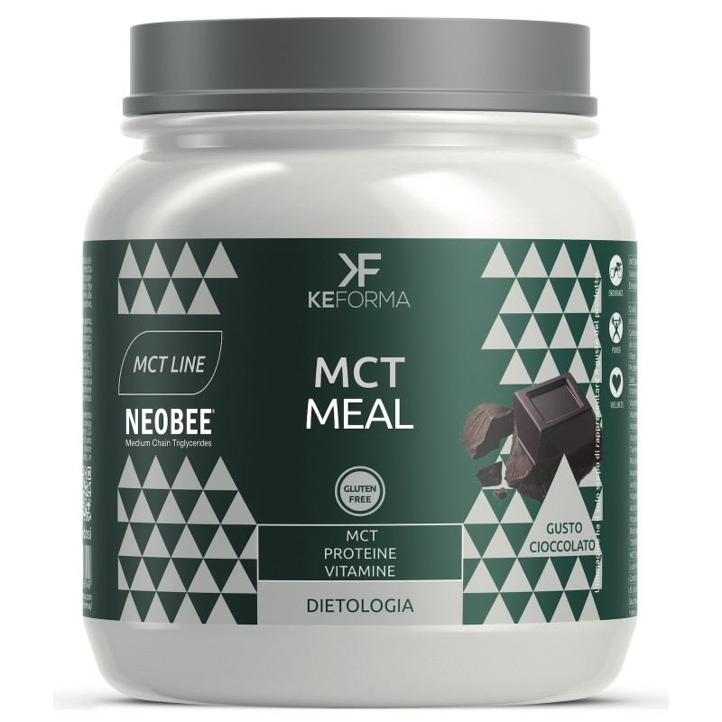 KEFORMA MCT MEAL 480 gr in vendita su Nutribay.it