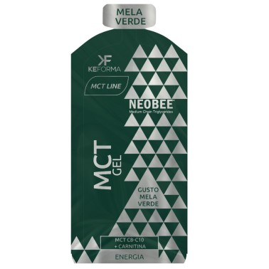 KEFORMA SPORT NUTRITION MCT GEL 30 ml in vendita su Nutribay.it