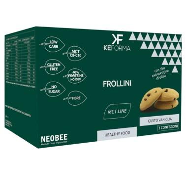 KEFORMA MCT FROLLINI 3 confezioni da 30 gr in vendita su Nutribay.it