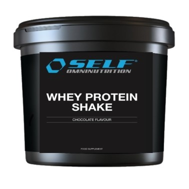 SELF WHEY SHAKE 5 KG PROTEINE SIERO DEL LATTE CON VB 104 in vendita su Nutribay.it