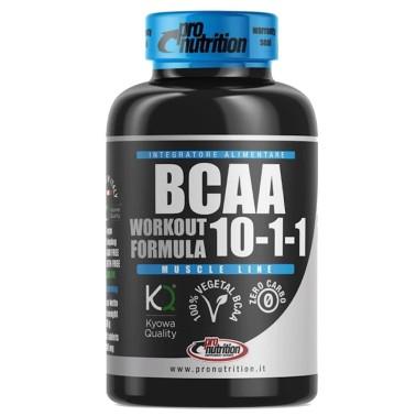PRONUTRITION BCAA 10:1:1 200 cpr in vendita su Nutribay.it