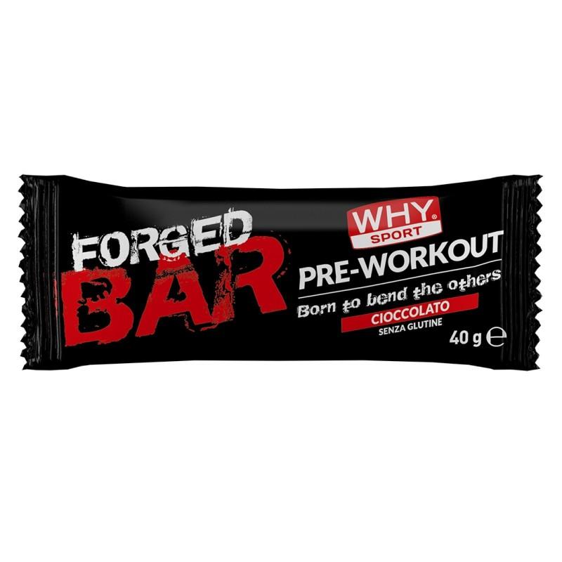 WHY SPORT FORGED BAR 40 gr in vendita su Nutribay.it