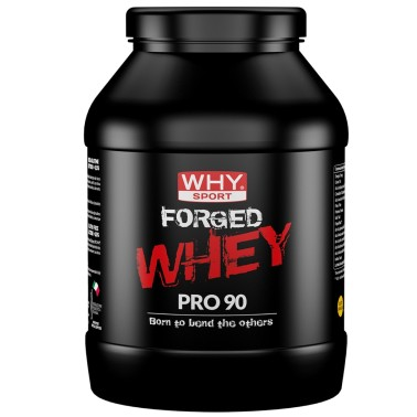 WHY SPORT FORGED WHEY PRO 90 900 gr in vendita su Nutribay.it