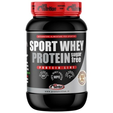 PRONUTRITION SPORT WHEY PROTEIN 908 gr in vendita su Nutribay.it