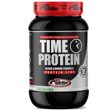 PRONUTRITION TIME PROTEIN 908 g  in vendita su Nutribay.it