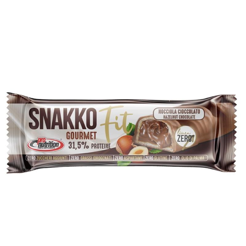 PRONUTRITION SNAKKO FIT 30 gr in vendita su Nutribay.it